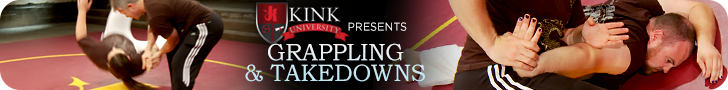 Kink University Presents - Grappling & Takedowns