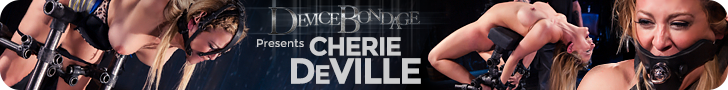 Device Bondage Presents - Cherie Deville