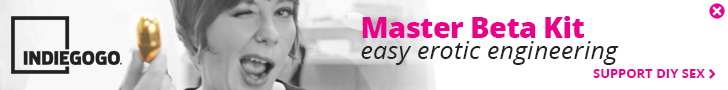 indieGoGo - Master Beta Kit - Easy Erotic Engineering
