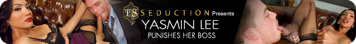 TS Seduction Presents - Yasmin Lee Punishes her Boss