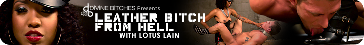 Divine Bitches Presents - Leather Bitch From Hell - with Lotus Lain