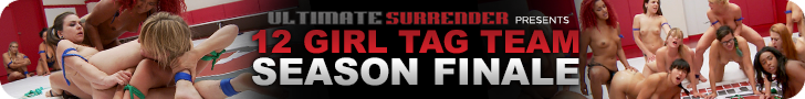 Ultimate Surrender presents 12 girl tag team season finale