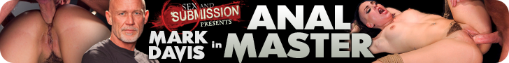 sex and submission presents Mark Davis in Anal Master