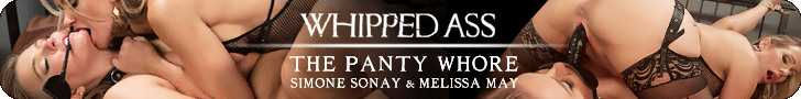Whipped Ass The Panty Whore Simone Sonay & Melissa May