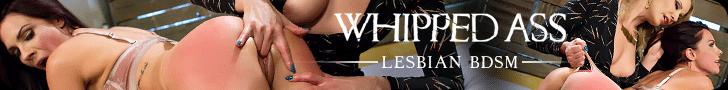 Whipped Ass Lesbian BDSM