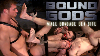 Gay bondage website