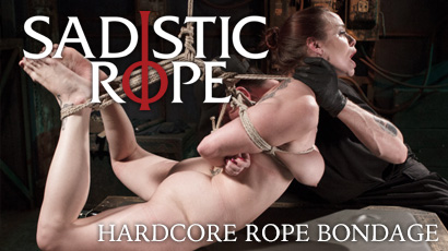 hardcore rope bondage humiliation cattle prods BDSM waterbondage vibrator
