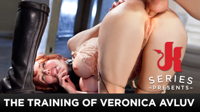 The Training of Veronica Avluv