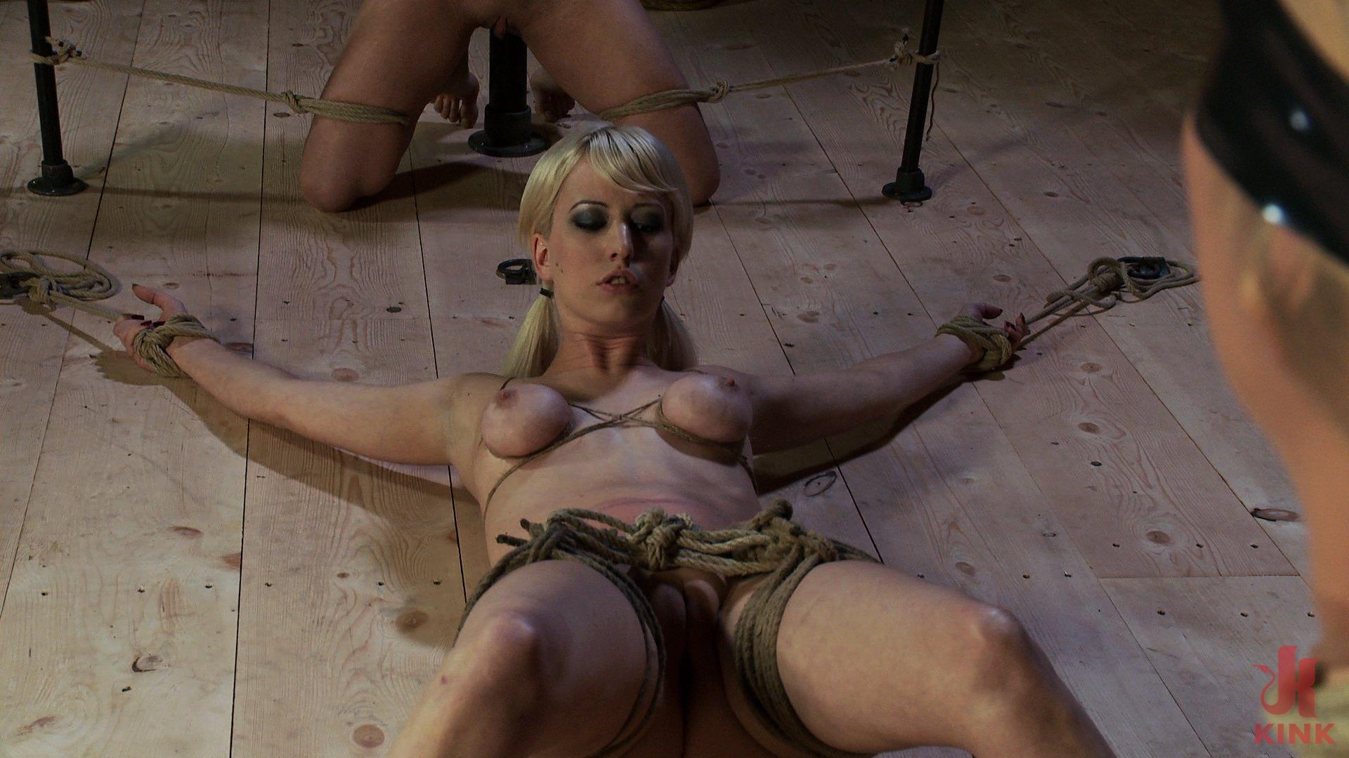 Pornstar in shower