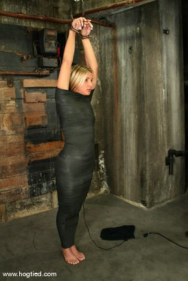 hogtied veronika