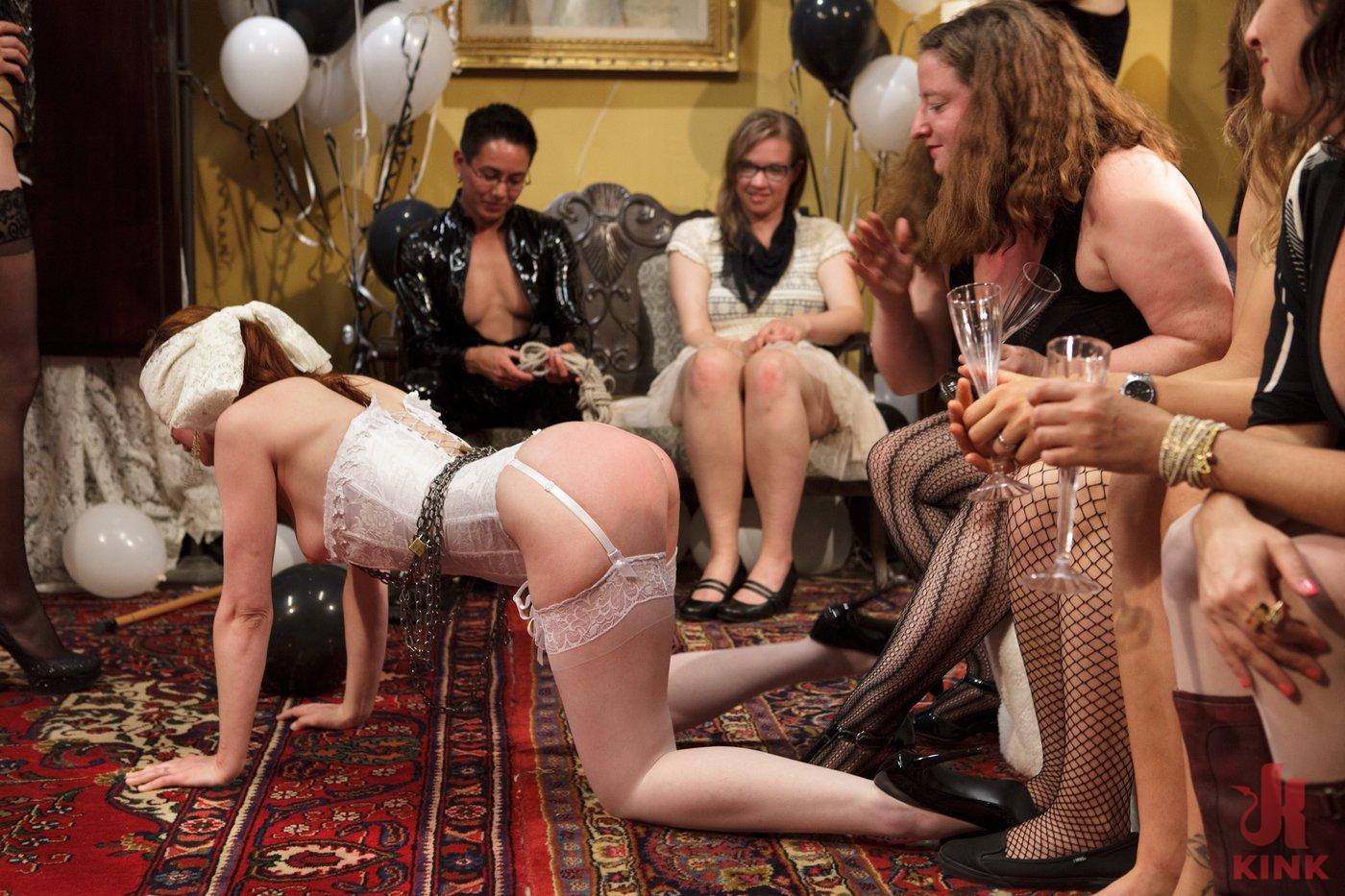 public sex show bdsm master