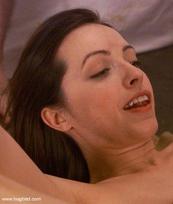 Sex scene in porn