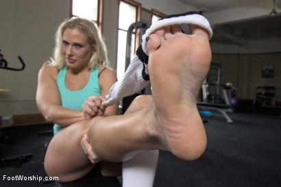Pervert slave dia zerva bizarre bdsm training - 1 part 9