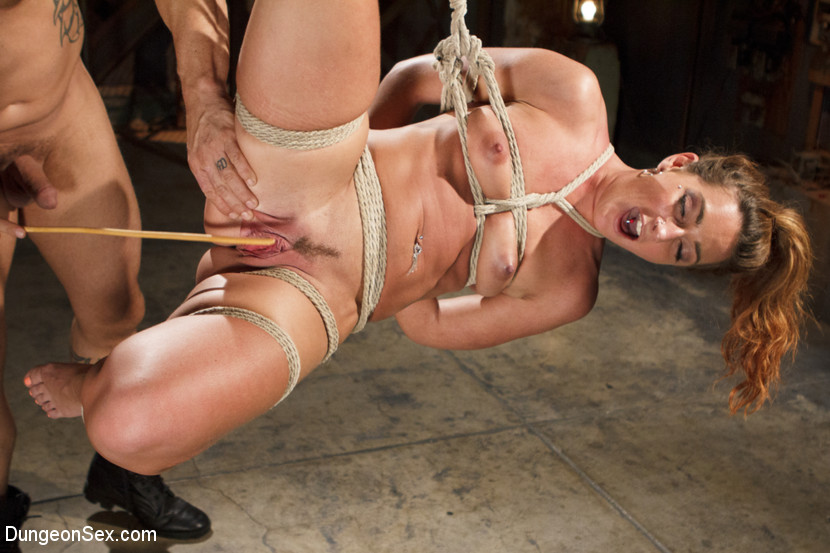 Squirting Bondage Sex!!