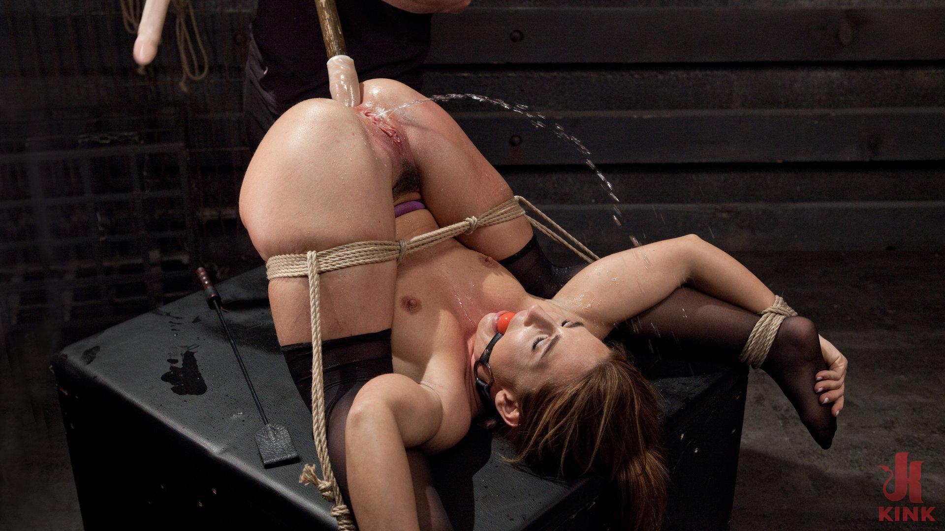 big cock sex bondage