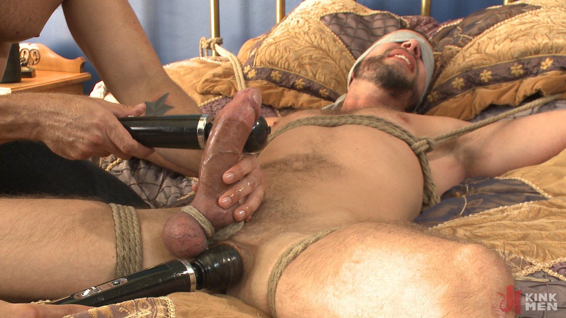bondage edging male Gay