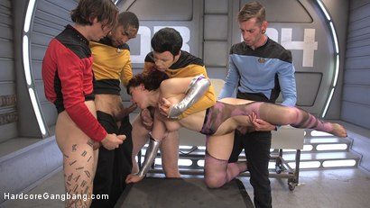 Star trek the next penetration