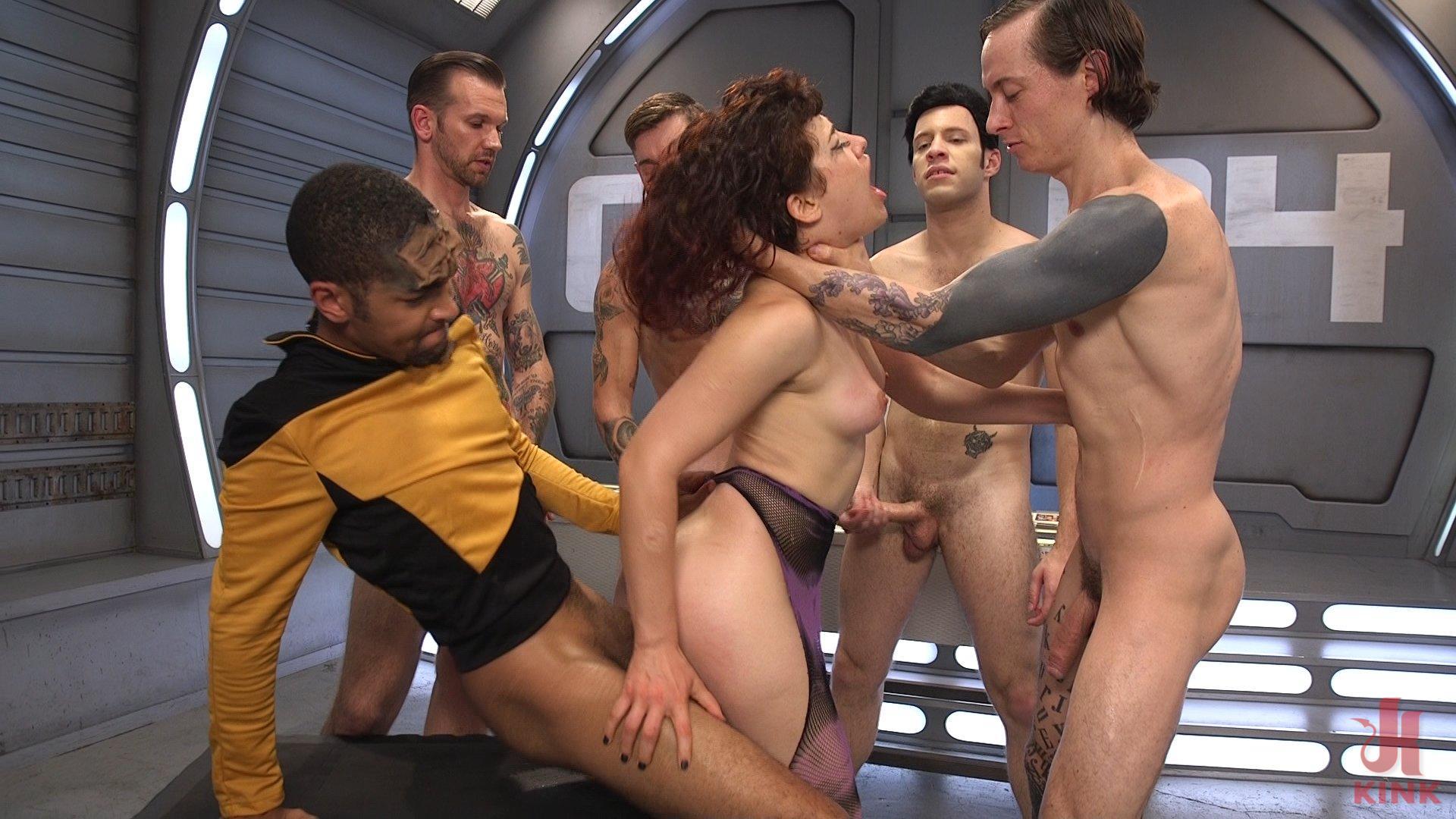Star trek the next penetration