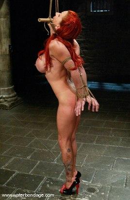 Russian redhead nude