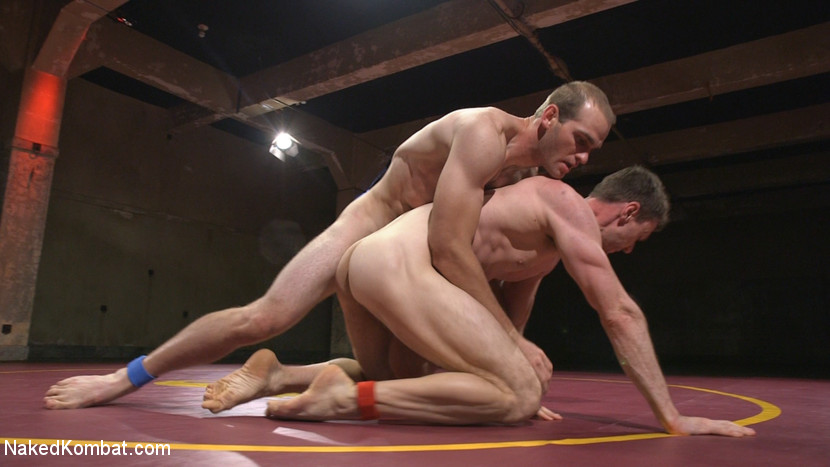 Hung cocks, hungry for the win: Brandon Blake vs. Jonah Marx