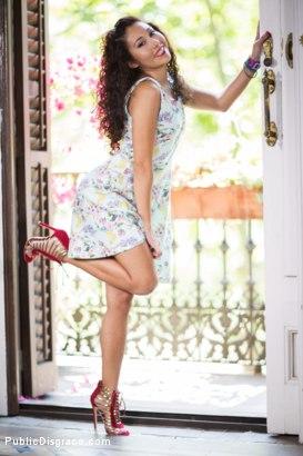 Valentina bianco liz rainbow y david mistral feda 2013 - 2 part 2
