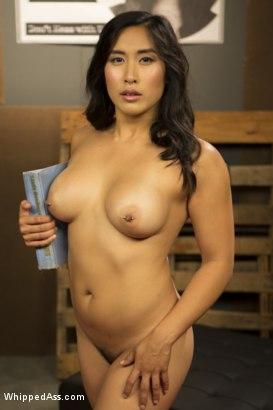 Busty brunette pornstars