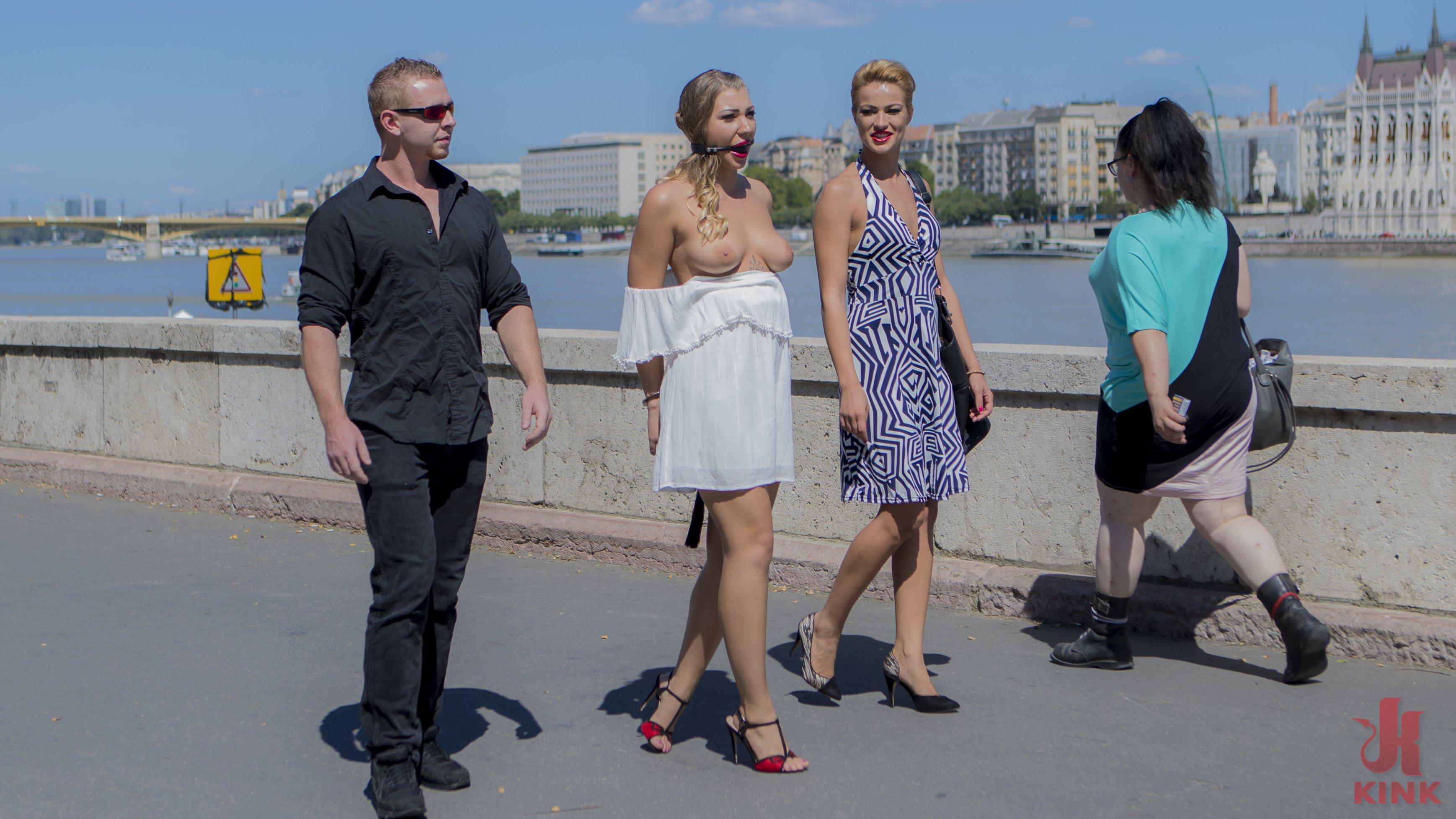 Sexy Slut sottomessa serba Vyvan Hill (Kink)