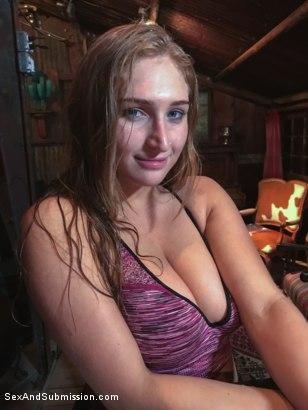 Bondage porn skylar