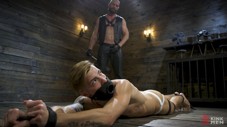 Master Samson Brutally Trains Clean Cut Jock Casey Everett