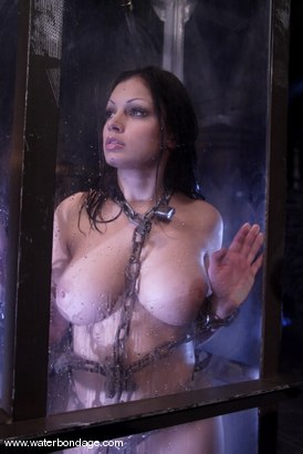 Aria Giovanni bondage