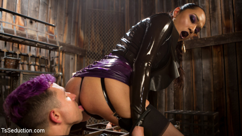 Screenshot #3 from Out Foxed 2: Big Boss Becomes Dungeon Anal Whore movie