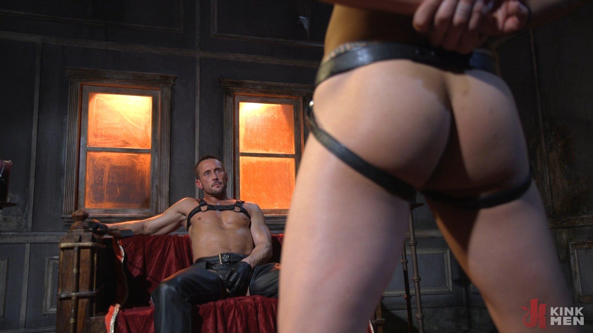 Myles Landon punisce Chance Summerlin con enormi, Grosso Calibro (Kink)