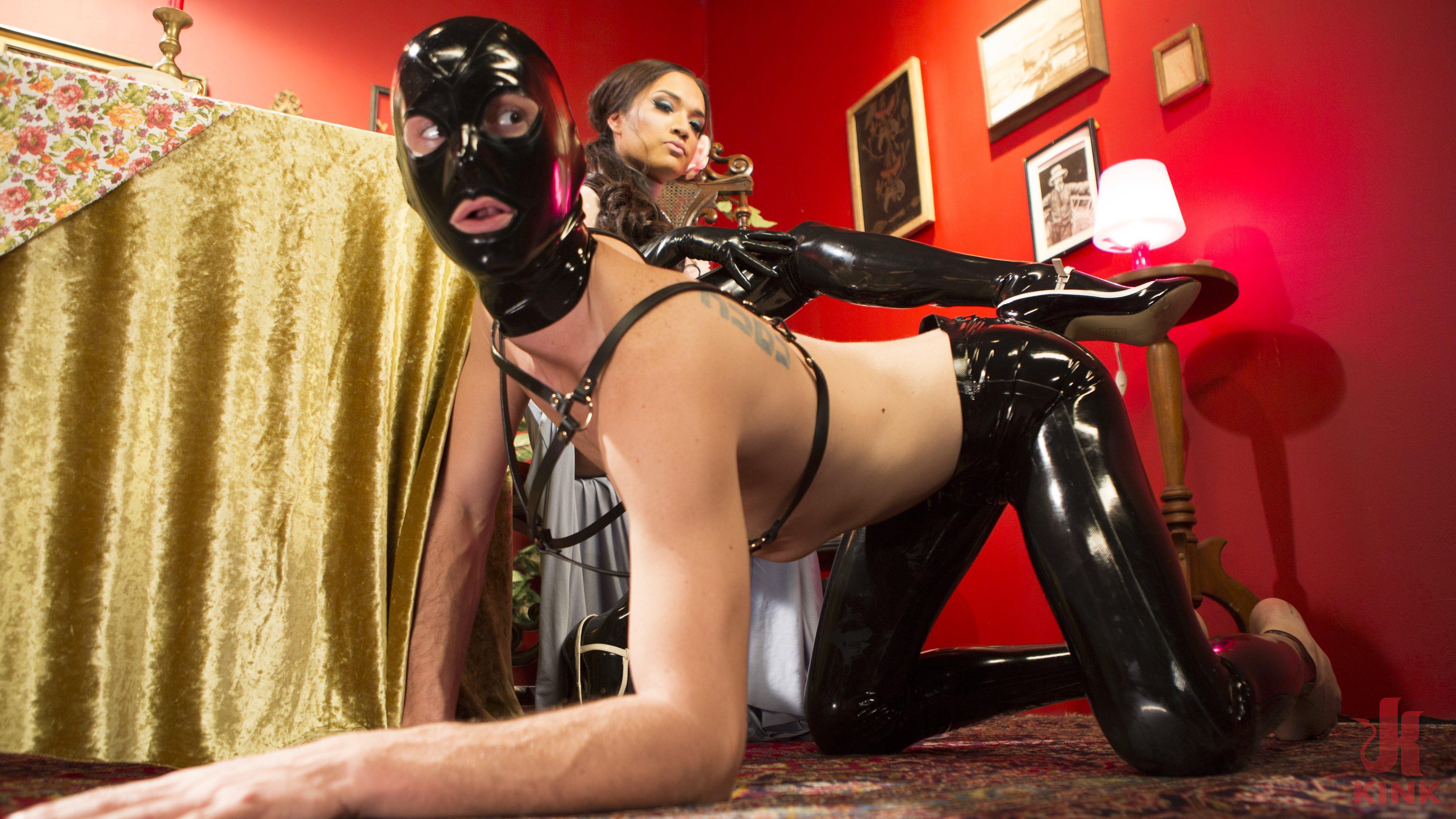 Tea Party Kinky con Jessica Fox (Kink)