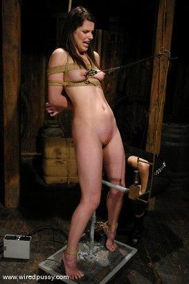 slave Bobbi starr