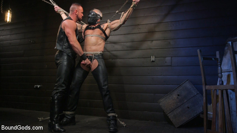 Serve Your Master: Michael Roman Shows Dallas Steele Who