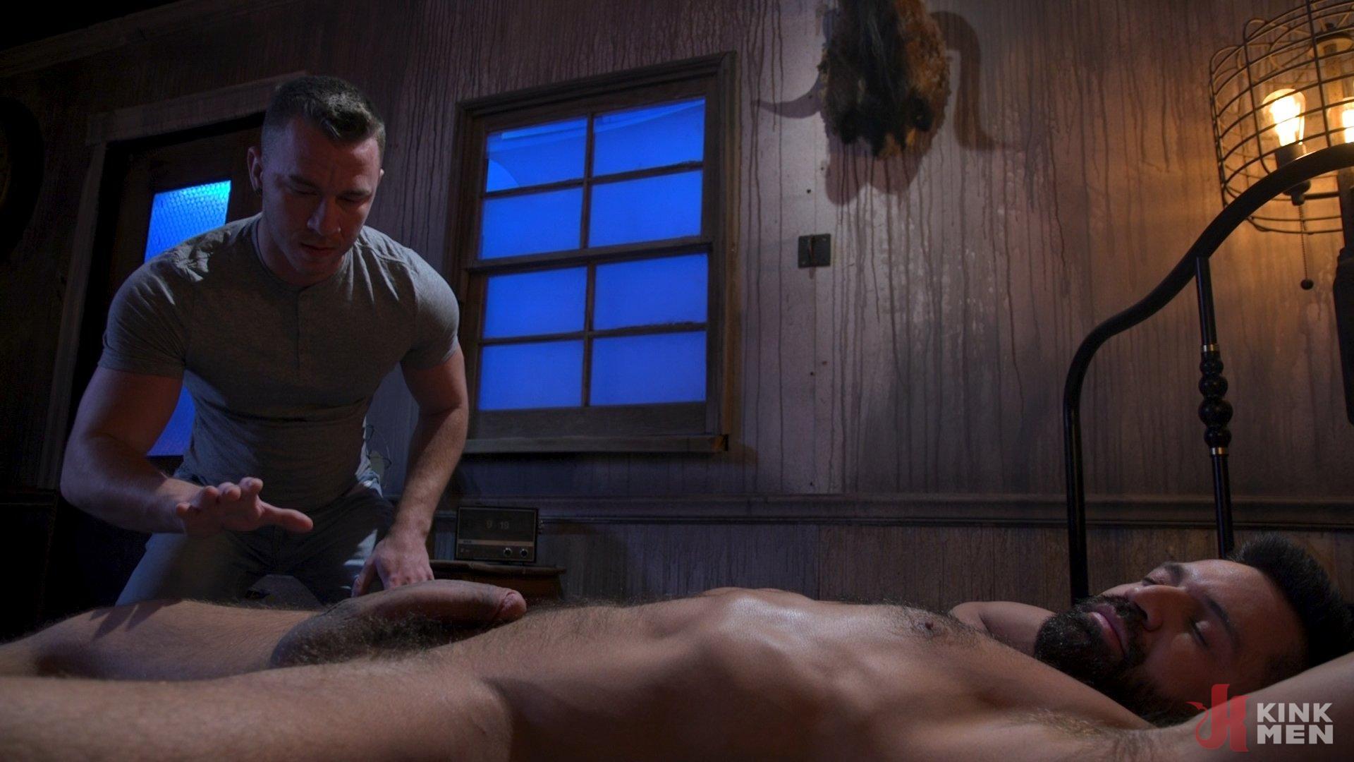 Screenshot #1 from Housebroken: Beefy Underwear Pervert Breaks Into The Wrong House movie
