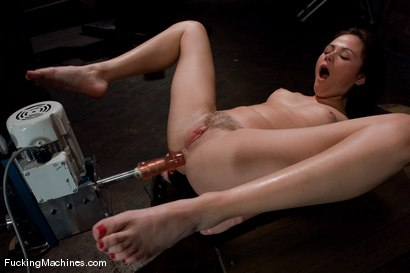 orgasm anal squirting Fucking machine